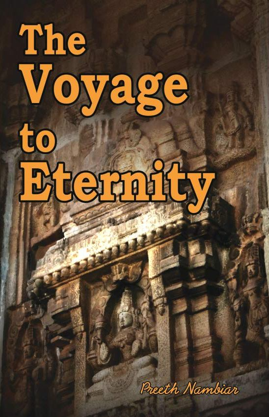 the voyage to eternity collection of poetry by preeth nambiar, metaphysical poetry, metaphysical poetry, contemporary metaphysical poets